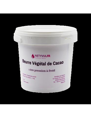 Beurre de Cacao de Côte d'Ivoire au kg