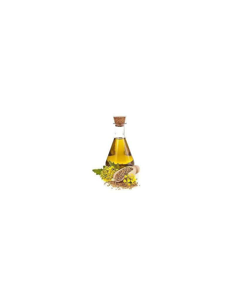 Huile de graines de moutarde bio