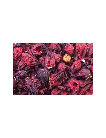 Huile Végétale Vierge d'hibiscus biologique (Hibiscus sabdariffa)